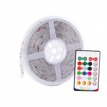 Strip 72 LED Digital WIFI 12VDC RGB
