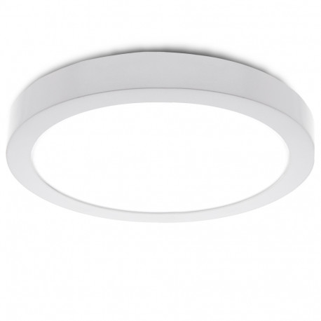 Ceiling Light Led Round Surface Mounted O169mm 12vdc 12w 930lm 30 000h